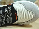 Кросівки чоловічі Adidas Nite Jogger Boost 3M сіро-чорні 41 р., фото 7