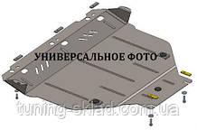 Захист двигуна Субару Форестер 2013 V2.0 (сталева захист піддону картера Subaru Forester зверху пильовика)