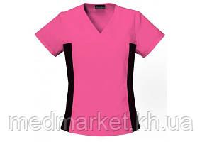 Женская медицинская футболка с V-образным вырезом 2874 SHPB