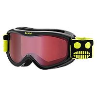 Детская маска Bolle AMP Black Robot / Vermillion