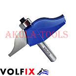Фигирейная горизонтальная фреза VOLFIX FZ-120-961 D76 d8 для изготовления филенки, фото 5