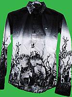 Рубашка для мальчика 134 Турция