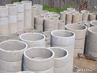 КС 15-6 кільця колодязів залізобетонні