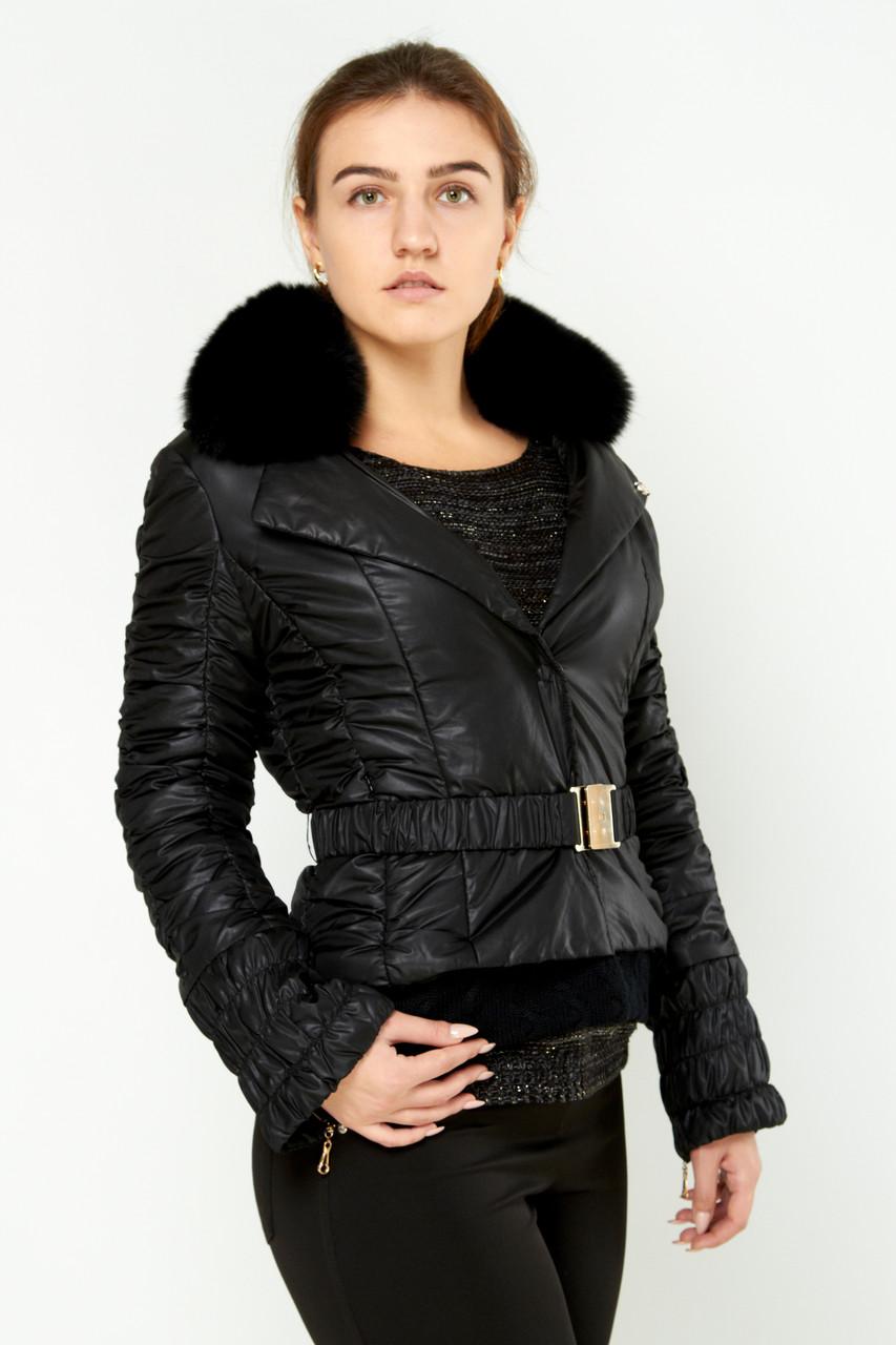 Женская куртка на холлофайбере Dolce Gabbana  K75-OS - Интернет-магазин обуви и одежды   «VENTURA-SHOES» в Киеве