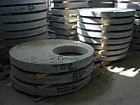 ПП 1-15-1, ПП 1-15-2  плити перекриття колодязів залізобетонні