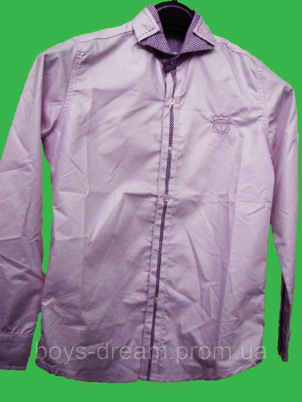 Рубашка для мальчика (Турция)(140-158)
