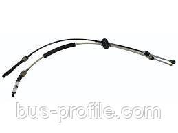Трос кулисы на MB Sprinter 906, VW Crafter  2006→ — VAG — 2E1321308B