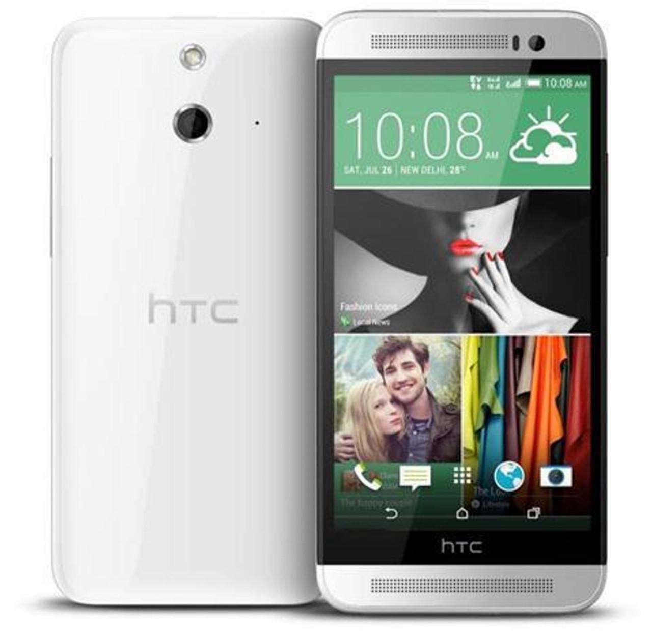 Смартфон HTC One E8 White