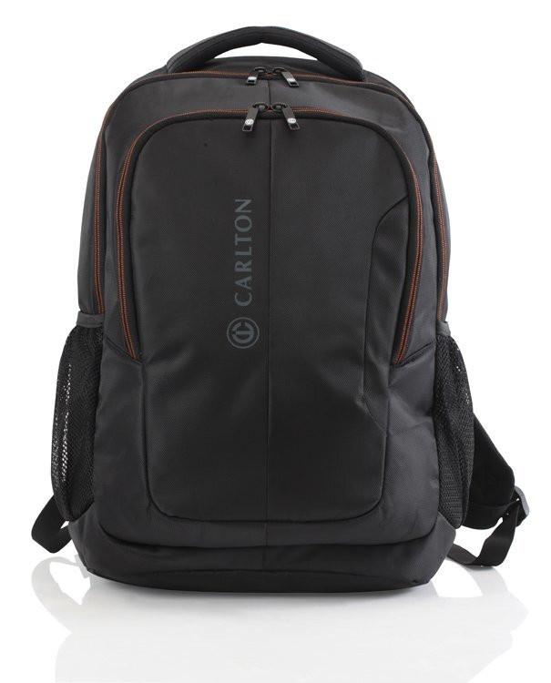 Рюкзак повсякденний (Міський) з відділенням для ноутбука CARLTON Baron 910J120;01 чорний