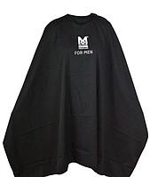 Пеньюар перукарський з логотипом Moser For Men (0092-0145)
