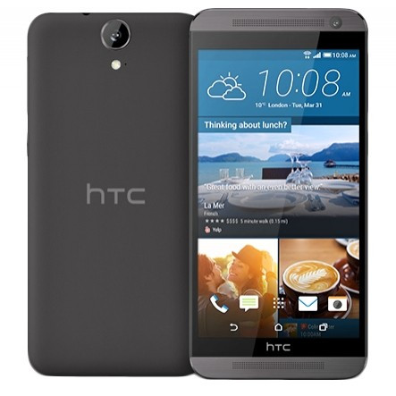 Смартфон HTC One E9 Black