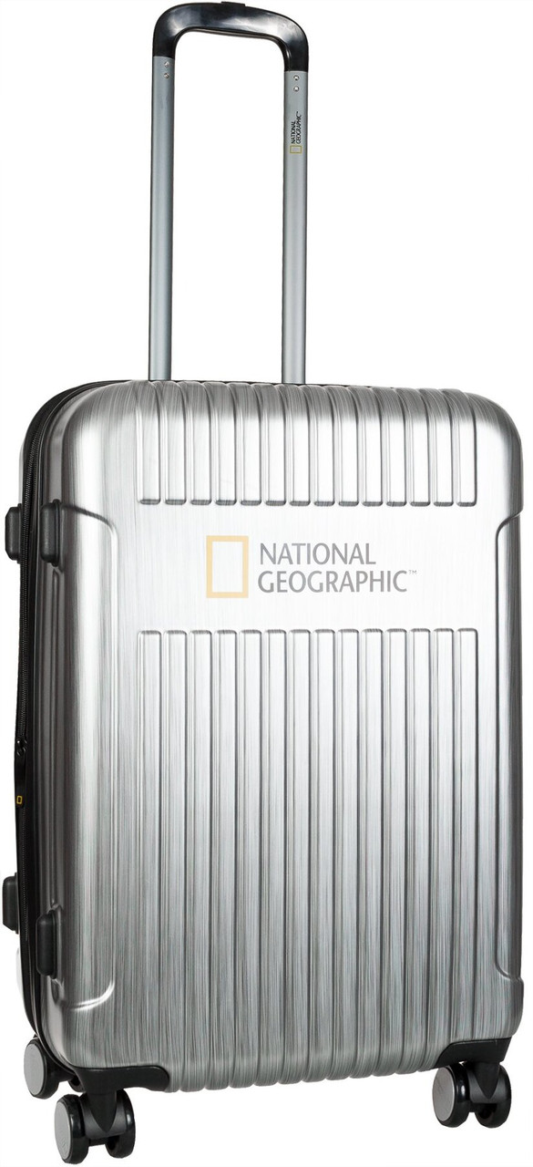 Валіза National Geographic Transit N115HA.60;23 сріблястий
