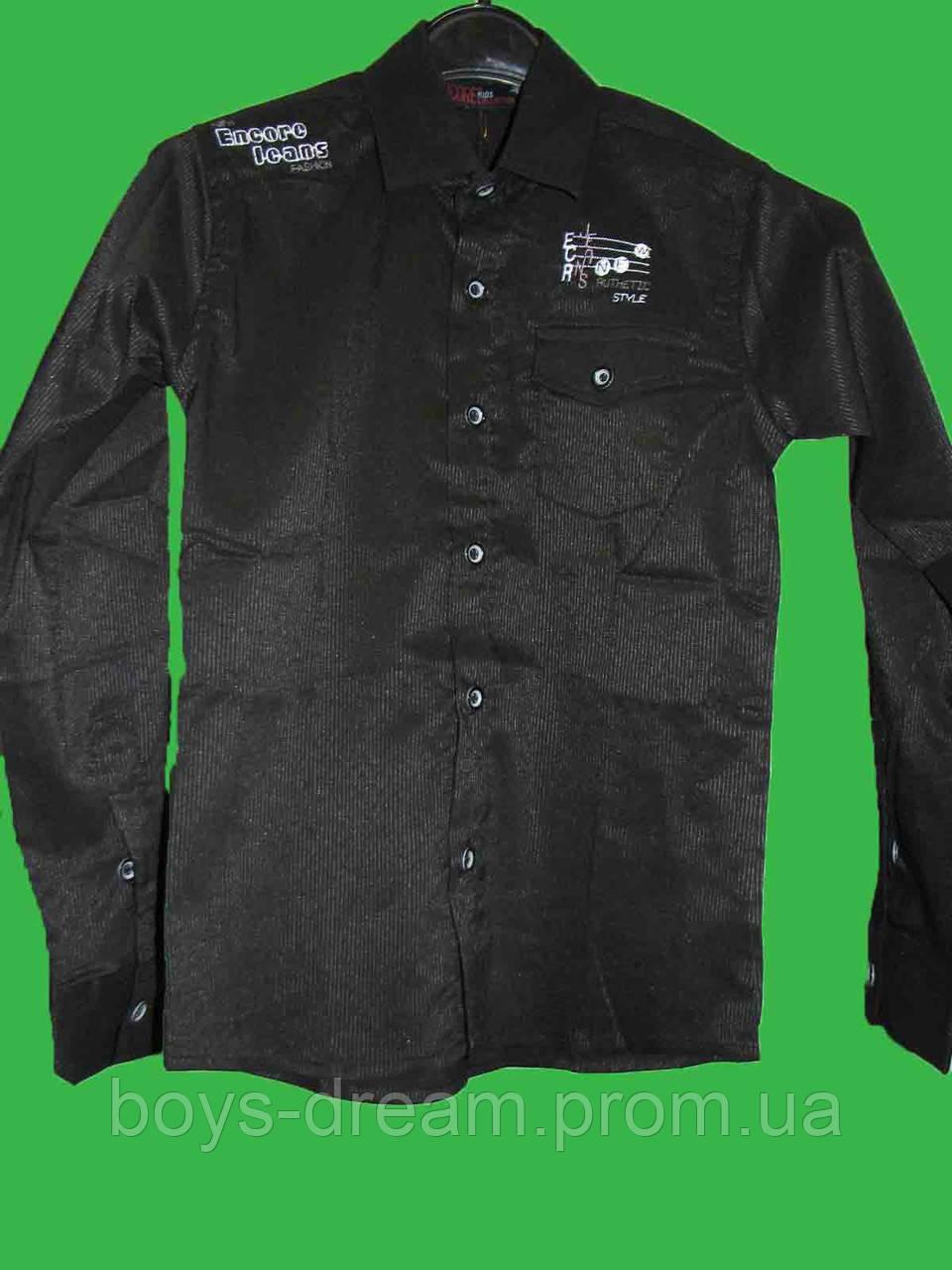Рубашка для мальчика 122 - 152 Турция