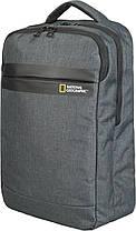 Рюкзак повсякденний (Міський) з відділенням для ноутбука National Geographic Stream N13110;89 антрацит, фото 2