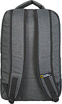 Рюкзак повсякденний (Міський) з відділенням для ноутбука National Geographic Stream N13110;89 антрацит, фото 3