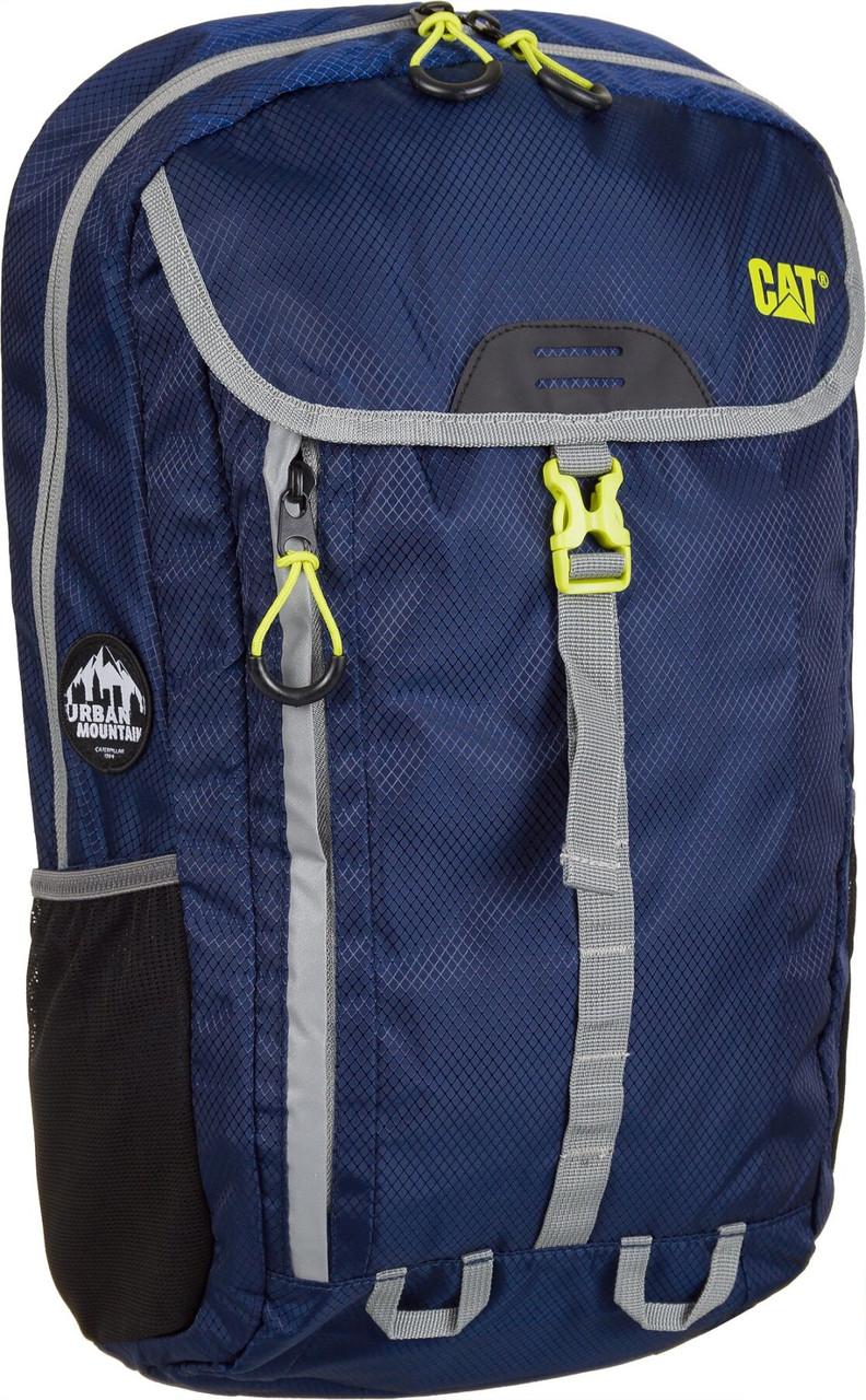 Рюкзак повсякденний CAT Urban Mountaineer 83363;157 синій