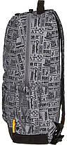 Рюкзак повсякденний CAT Millennial BFI AOP 83457;346 сірий/трактори, фото 3