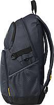 Рюкзак повседневный (Городской) с отделением для ноутбука CAT Millennial Ultimate Protect 83458;215 темно-сини, фото 3