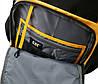 Рюкзак повсякденний з відділенням для ноутбука CAT Millennial Classic 83605;12 чорний/жовтий, фото 5