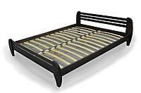 """Двуспальная кровать """"Александрия"""" из массива натурального дерева"""