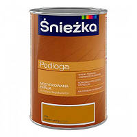 Фарба емаль для підлоги Sniezka(Снєжка) 1 л Польша