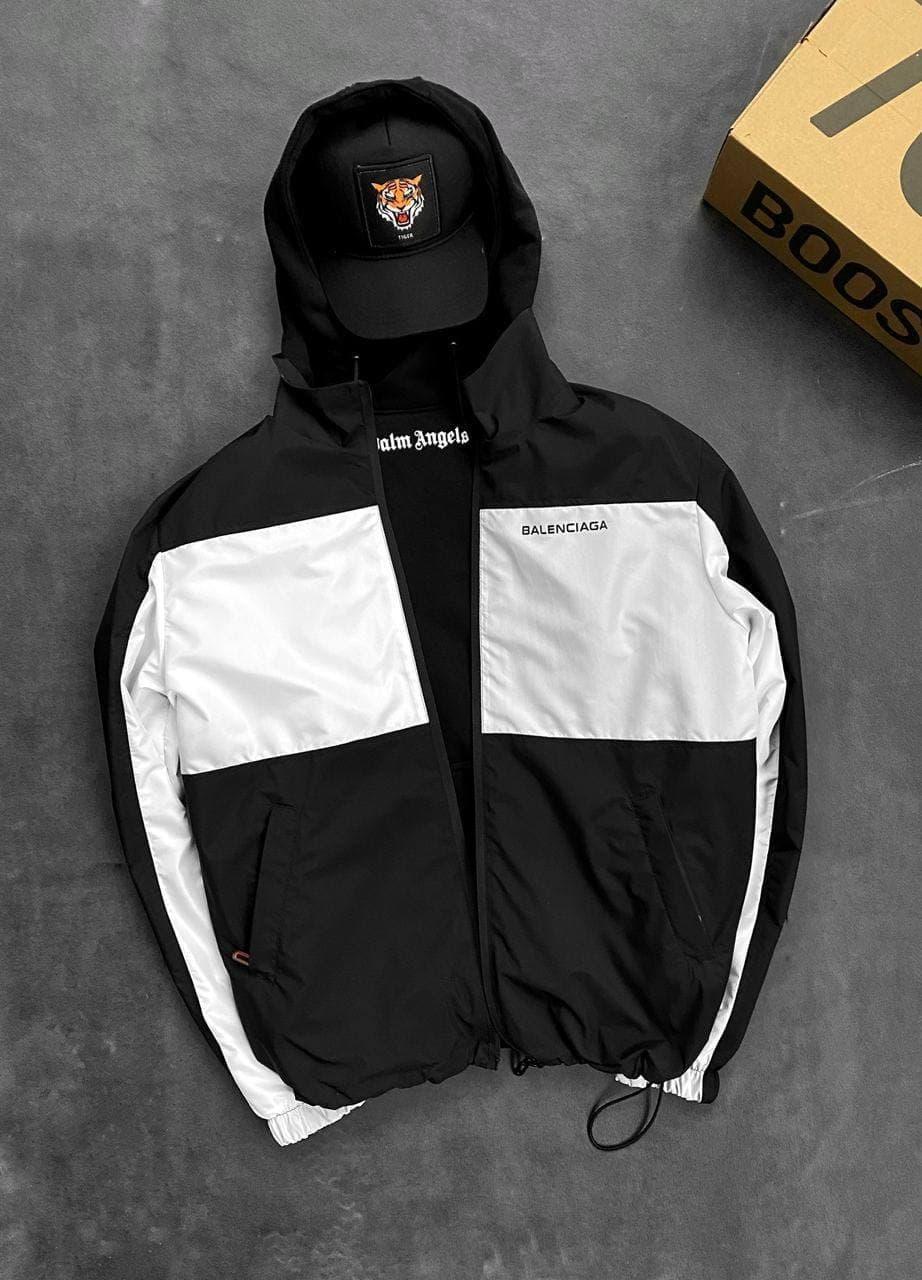 Вітрівка Чоловіча куртка вітровка / чоловіча куртка вітровка Balenciaga