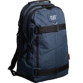 Рюкзак повсякденний з відділенням для ноутбука CAT Millennial Classic 83433;447 темно-синій