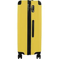 Валіза CAT Cruise 83825;42 жовтий, фото 3