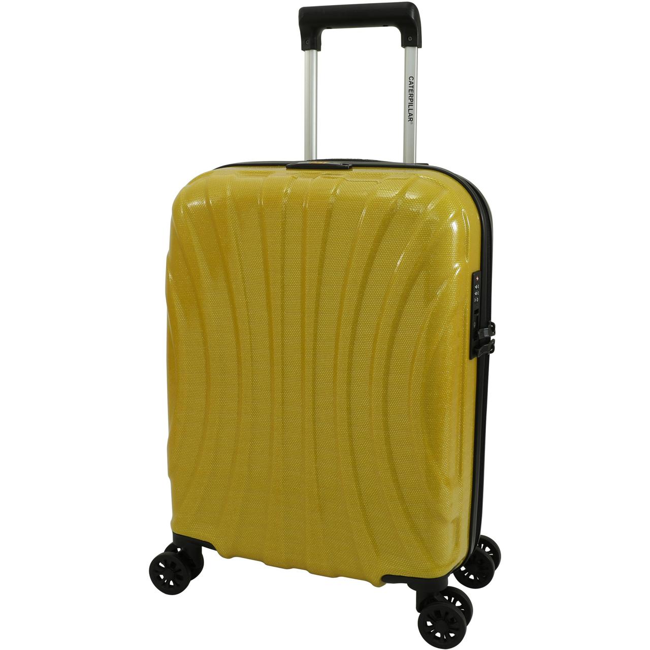 Чемодан CAT Verve 83871;42 желтый