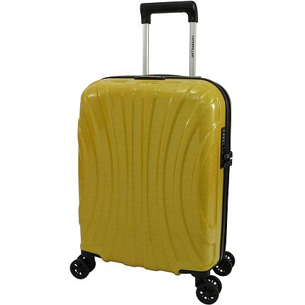 Чемодан CAT Verve 83871;42 желтый, фото 2