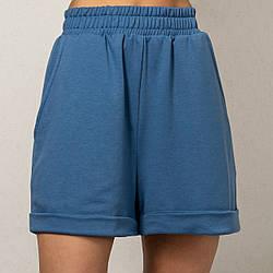 Женские шорты Diva SS-162-2blue