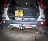 Фаркоп Nissan X-Trail (прицепное Ниссан Икс Трейл), фото 3