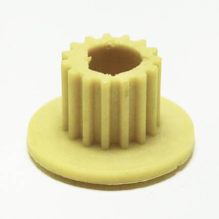 Шестерня двигуна для хлібопічки, фото 2