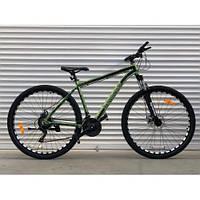 Одноподвесной велосипед алюминиевый 29 дюймов 19 рама (ORIGINAL SHIMANO) Топ Райдер