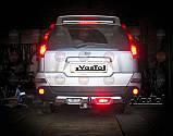 Фаркоп Nissan X-Trail (прицепное Ниссан Икс Трейл), фото 4
