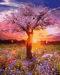 Картина по номерам Mariposa Мать-природа (MR-Q2269) 40 х 50 см
