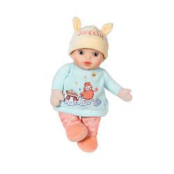 Мягкая кукла BABY ANNABELL, 30 см, с погремушкой внутри, от 0 лет