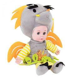 Мягконабивная кукла Дракон, 40 см, музыкальная