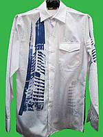 Рубашка для мальчика 158,164 Турция