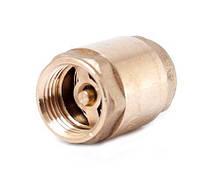 """Обратный клапан с латунным штоком  3/4"""" SLMF"""
