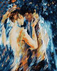 Картина по номерам Babylon Нежность влюбленной пары (VP1425) 40 х 50 см