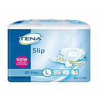 Подгузники Tena Slip Plus Large ( 92-144 см ) 30 шт!