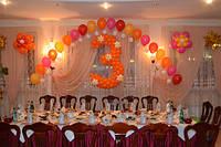 Воздушные и гелиевые шары на детский день рождения