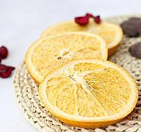 Апельсин слайсами 100г сублимированный натуральный от украинского производителя