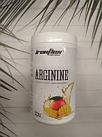 IronFlex Arginine 500g, аргинин аминокислота