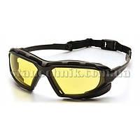 Очки защитные PYRAMEX HighLander-PLUS (желтые)