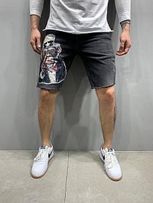 Чоловічі джинсові Шорти