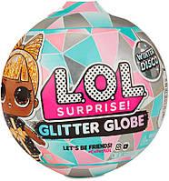 Ігровий Набір З Лялькою LOL Surprise! Серії Winter Disco Блискучий Шар