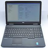 "Dell Latitude E5540 15.6"" i3-4010U/4GB/500GB HDD #1533, фото 2"