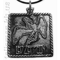 Кулон KUL-117 - LED ZEPPELIN (ангел)